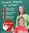 Elsősegély-oktatás az ausztriai iskolákban