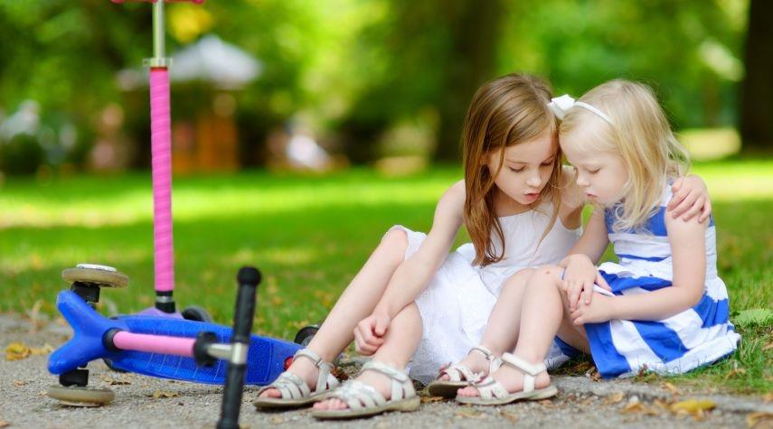 Elsősegélynyújtás gyermekeknek